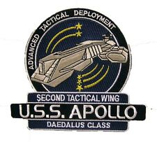 Stargate Atlantis U.S.S. Apollo Patch - Uniform Aufnäher