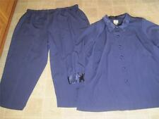 Candlelight & Champagne misse plus 30wP 30W comfy pants & top set outfit LOT j81