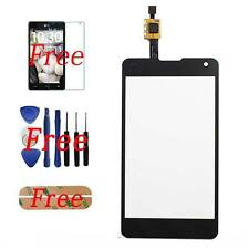 For LG Optimus G E975 LS970 F180 Touch Screen Digitizer Glass Panel Lens + Tools