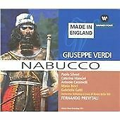 Verdi: Nabucco, Antonio Cassinelli, Caterina Man, Good