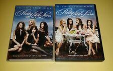 Pretty Little Liars COMPLETE Seasons 1 & 2 DVD