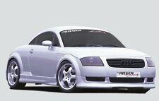 Rieger Front Becquet Approche pour audi tt 8n coupé/roadster