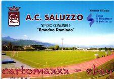 Saluzzo, Cuneo - Stadio Campo Sportivo - Non Viaggiata - SC087