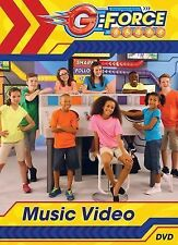 Vacation Bible School (VBS) 2015 G-Force Music Video DVD : God's Love in Action