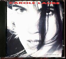 CAROLE LAURE - SHE SAYS MOVE ON - CD ALBUM [1722]
