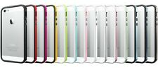 BUMPER COMPATIBILE IPHONE 5 5S CUSTODIA MASCHERINA COVER LATERALE PIU COLORI TPU