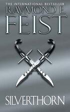 Silverthorn (Riftwar Saga 2), Feist, Raymond E. Paperback Book