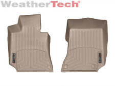 WeatherTec​​​h® FloorLiner - Mercedes Benz E-Class - 2014-2016 - 1st Row - Tan