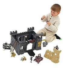NEW CHAD VALLEY CASTLE PLAYSET CHILDREN'S TODDLER TOYS PLAY LEARN GAMES CREATIVE