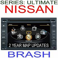 for NISSAN XTRAIL T30 2001-07  GPS DVD NAVIGATION ANDROID  STEREO FACT FIT IPOD