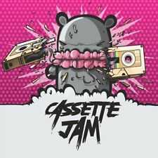 Cassette Jam - Cassette Jam (SEALED 2CD) Filthy Dukes Rogue Element Eskimo Twins