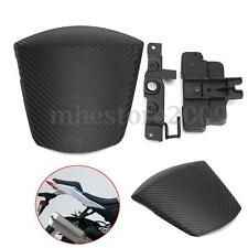 Plastic Motorcycle Rear Seat Cowl Cover Black For Suzuki GSX-R 600/750 2011-2016
