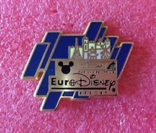 Pins Walt Disney EURODISNEY RESORT IT'S A SMALL WORLD Partenaire France Télécom