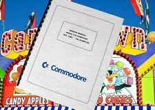 COMMODORE C16 C-16 Computer Owners Service Manual w/ Schematics