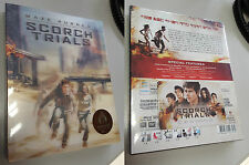 Labyrinthe 2 - Scorch Trials - Steelbook Blu-Ray Lenticulaire Kimchi - Neuf