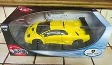 Hot Wheels Lamborghini Diablo GTR 1:18 Scale Metal Collection 2002 Mattel NEW