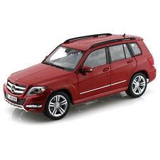 Maisto 1:18 36200 Mercedes Benz GLK G Class Diecast Model Car Red