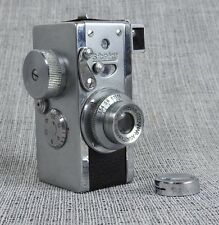 Steky II M.I.O.J. Sub Mini Camera16mm Film Vintage With Leather Case