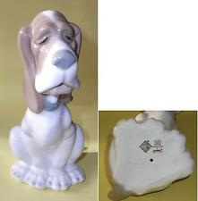 gift blood hound dog by  LLADRO NAO 1982