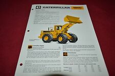 Caterpillar 980C Wheel Loader Dealer's Brochure DCPA4 ver3