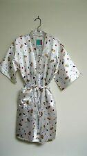 Thai Chemise Robe Set Bears Balls Happy Petite Size 2 to 4 by My So My So (New)