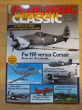 Flugzeug Classic Livre De L'année 2014 Ausgabe Décembre 2013