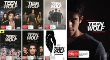TEEN WOLF: COMPLETE Season 1+2+3+4+5 DVD BRAND NEW TV SERIES SCI-FI 21-DISCS R4