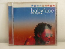 CD 3 titres BABY FACE There she goes ARPCD 3953 RE-1