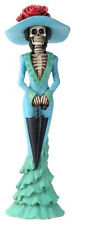 Dia de los muertos Day of the Dead Catrina decor decoration figure figurine NEW