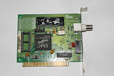 Tiara Arcnet Card XT bus 8 bit NEW coax/BNC SMC chip GUARANTEED to work for you