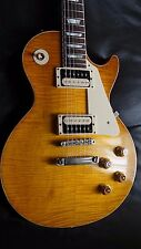 "2012 Gibson Les Paul Collector's Choice #4 ""Sandy"" Dirty Lemon 1959 w/ OHSC, COA"