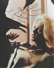 TIPPI HEDREN Signed 10x8 Photo THE BIRDS HITCHCOCK Proof COA