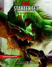 Dungeons & Dragons Starter Set by Wizards RPG Team -NEW