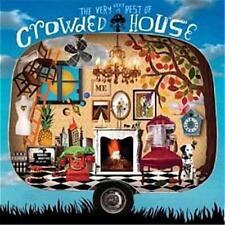 CROWDED HOUSE THE VERY VERY BEST 2 CD NEW