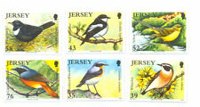 Jersey Birds 2008 mnh set of 6