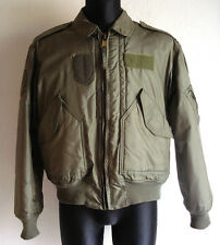 Authentic vintage Flight Jacket cwu-45/p aviador chaqueta cazadora estados unidos size L