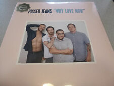 Pissed Jeans - Why Love Now - LP COLORED Vinyl // Neu & OVP //// LOSER EDITION