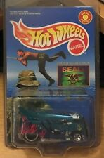 Hot Wheels 1998 M&D Toys United States Navy Seals Volkswagen VW Drag Bus