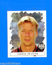FUSSBALL BUNDESLIGA 1995-96 Figurina Sticker n. 50 - EKSTROM - EINTRACHT F. -New