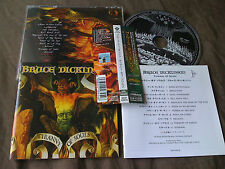 BRUCE DICKINSON /TYRANNY OF SOULS /JAPAN LTD CD OBI
