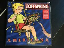 The Offspring - Americana RED vinyl - LIMITED out of 1,000 Sealed! Rare! OOP Rsd