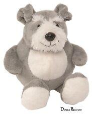 Animal Park 12.7cm Sitting Schnauzer Dog - Soft Toy by Suki (Plush)