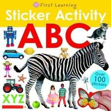 Sticker Activity ABC (Early Learning: Sticker Activity) by Priddy, Roger