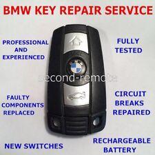 REPAIR SERVICE-BMW REMOTE KEY FOBS-5,3,2,1 SERIES,E46,E60,E90,E92 ETC