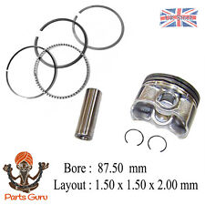 Mazda Speed 3 6 CX-7 2.3L MPS TURBO Piston & Rings L3 L3K9 L3KG L3-VDT L3YH