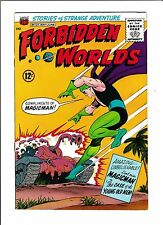 "Forbidden Worlds No.127  : 1965 :   : ""The Case Of The Young Old Men!"" :"