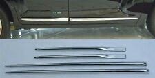 Chrom Seitenleisten Set für Chrysler PT Cruiser 4 teilig