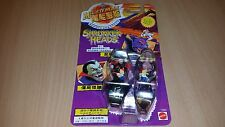 Mighty Max Shrunken Heads Vampire playset slightly curved card