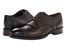 NEW BX $675 DSQUARED2 Men US 11 EUR 44 Jazz Laced Up Brogue Leather Oxford Shoes