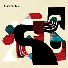 SLARAFFENLAND We're On Your Side US red vinyl LP + MP3 & poster SEALED/NEW